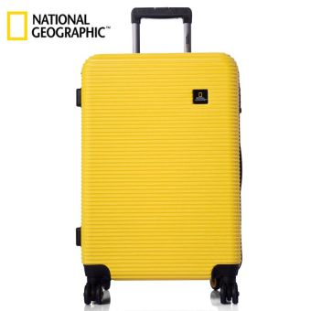 National Geographic hard ultralight trolley case