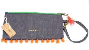Natural Life WLT117 Patch Simple Wristlet (Blue) - picture 2