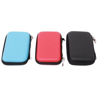 New 2017 Mobile Kit Case High Capacity Storage Bag Digital GadgetDevices USB Cable Data Line Travel Insert Portable - intl