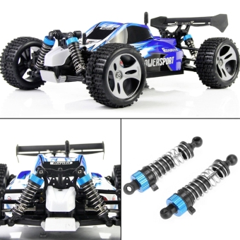 New 2PCS RC Road Car Shock Absorber For Wltoys A945-55 RC Car -intl