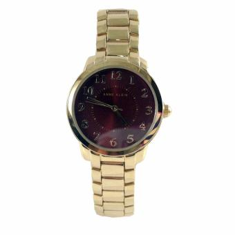 NEW AND AUTHENTIC ANNE KLEIN WOMEN'S AK/2544 GDRD GOLD TONE WATCH Price Philippines