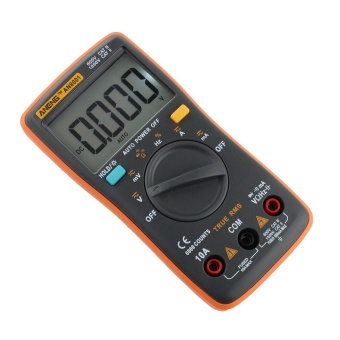 New ANENG AN8001 Pocket Mini Portable Auto Ranging Digital Multimeter Tester - intl