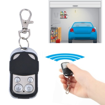 New arrive Electric Cloning Universal Gate Garage Door Remote Control Fob 433mhz Key Fob Key Keychain Remote Control - intl
