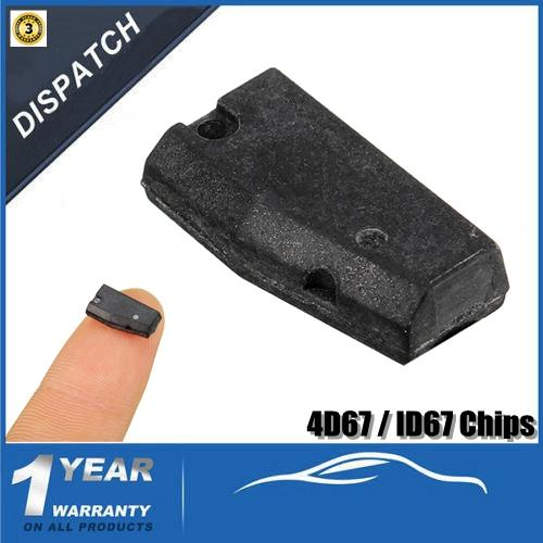 New Automotive Remote Key Chips Transponder 4D67 / ID67 Carbon For Toyota Scion .