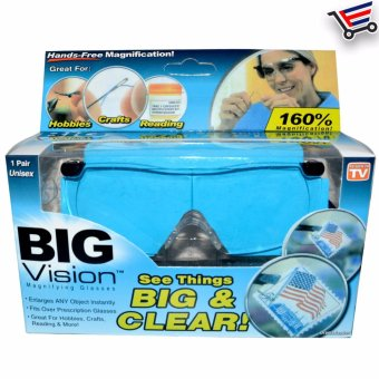New Big Vison Hands Free Magnifying Glasses Eyewear - 2