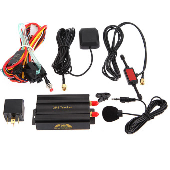 New Car Vehicle GPS Tracker GPS103A TK103A Real-time tracking Map Link Track-Intl
