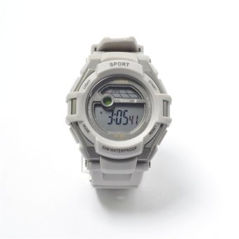 New Digital and Waterproof Watch for Kids (XJ861-GY)