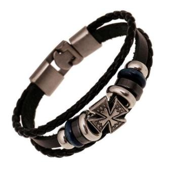 New Handmade Bracelets Bangles for Men Fahion Jewelry - intl Price Philippines