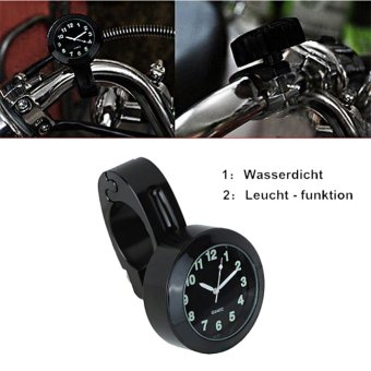 New High Quality Motorcycles Clock Watches for Halley Motorcycle Lenke Ruhr Universal 7/8 Inches -1 - intl - 2