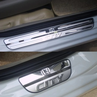 New Honda City 09'-14'Door Step Set - intl