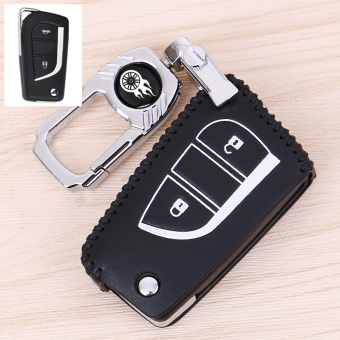New Kay leather car key fob remote control sets