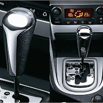 New One Automatic Gear Shift Knob for Peugeot 408 307 206 207Citroen C2 New Elysee Picasso At parts with High Quality - Intl - 4