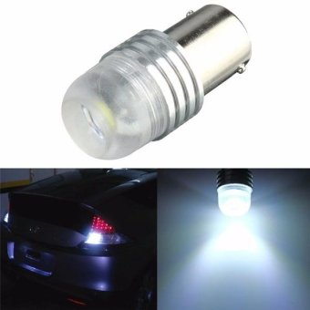 New Super Bright White DC 12V 1156 BA15S P21W Q5 LED Car BulbReverse Light - intl