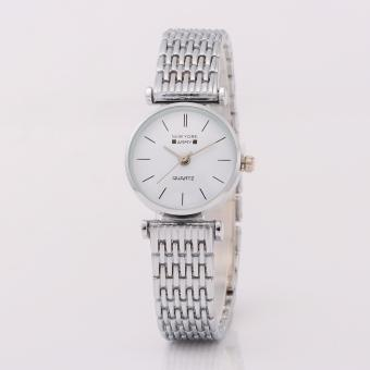 Newyork Army NYA6020L Silver tone Strap Stainless Steel Watch For Women