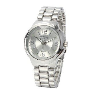 Newyork Army Women's Silver Tone Alloy Bracelet Watch NYA108