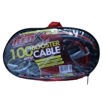 NFSC - Red X Cable Booster 100amp Price Philippines