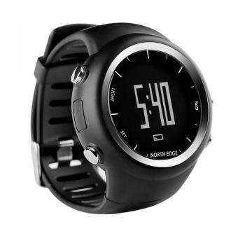 NORTH EDGE GPS Running Sports Digital Watch Men and Women Smart Watch for Swimming Diving Sailing Hiking Waterproof 5atm Distance Calories - intl - 3