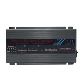 Northstar Smart Battery Charger 12V/20A; 24V/10A; 6V/8A SCN-280 - 2
