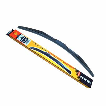 NWB DESIGN Wiper Blade for Isuzu Crosswind 2005-2016 - (SET) - 3