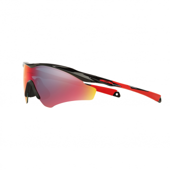 Oakley Sunglasses M2 Frame Xl (A) OO9345 - Sport Performance -Polished Black (934503) Size 45 Positive Red Iridium - 2
