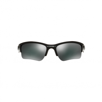 Oakley Sunglasses Quarter Jacket OO9200 - Sport Performance -Polished Black (920001) Size 61 Black Iridium