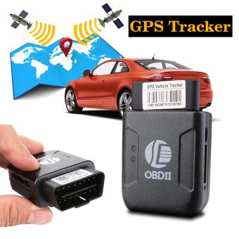 OBD II GPS Realtime Tracker Car Truck Vehicle Mini Spy Tracking GSM GPRS AH209