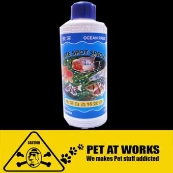 Ocean Free White Spot Special 40ml for fish and Aquarium Medicine
