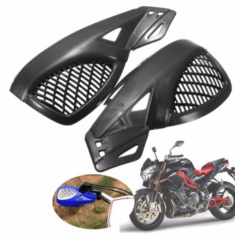 Off Road Dirt Bike Scooter ATV MX Motocross Motorcycle Hand Guards Handguards Black