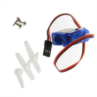 OH SG90 Micro 9g Servo For RC Helicopter Hitec JR Futaba Align Trex US Sel