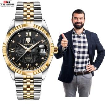 Original TEVISE Mens Watches Automatic Mechanical Men Watch Mens Wristwatches Luxury Men Boys Watches Clock relogio masculino 629-003 - intl - 3