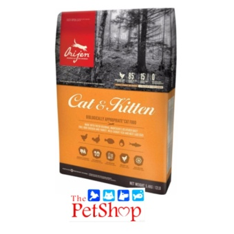 Orijen Cat & Kitten Cat Food 340g