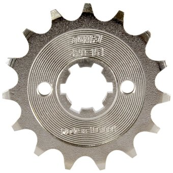 Osaki Fury 125 (4Holes) Revo 14-34x420x110 Chain Set (Chrome) - 3