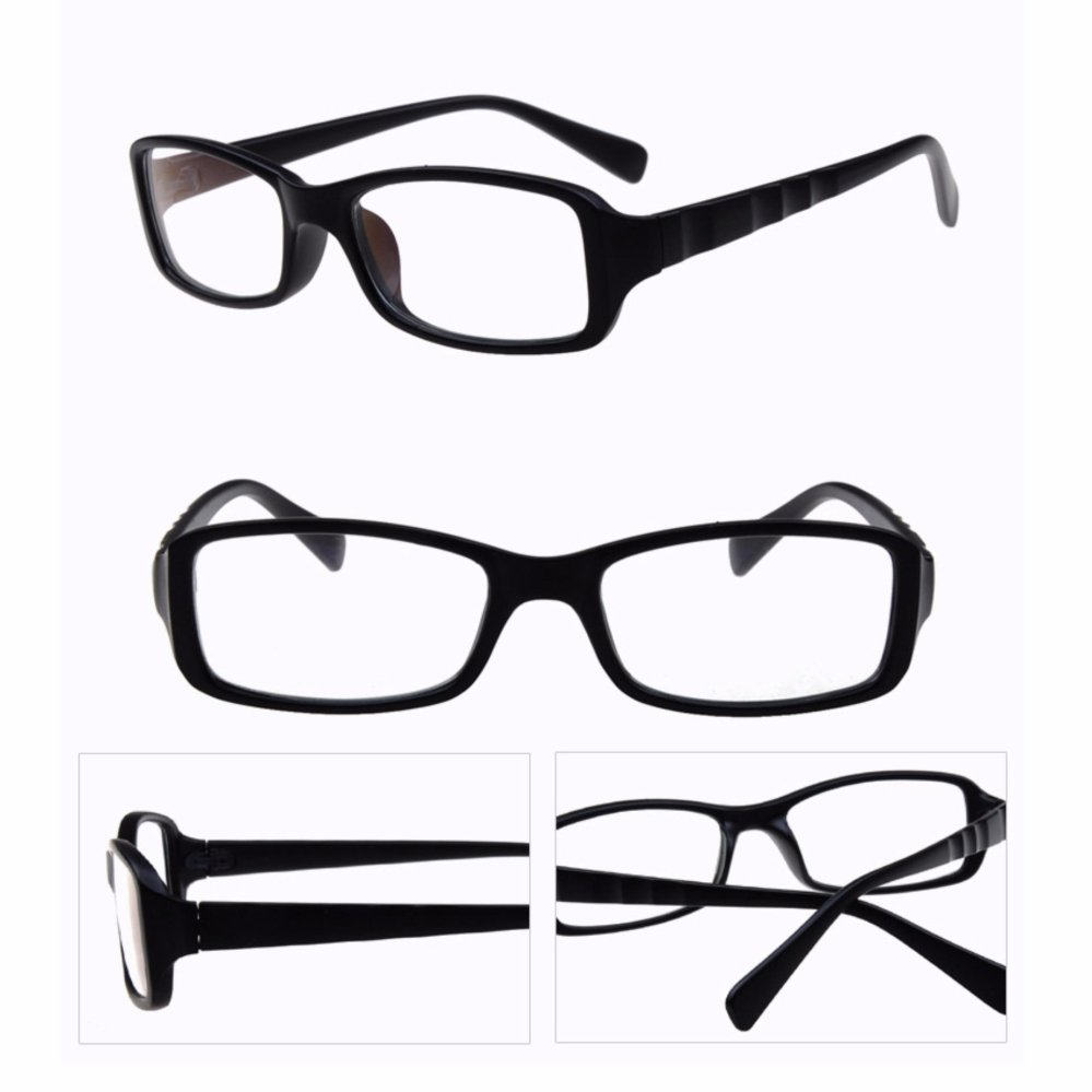 Oulaiou Fashion Accessories Anti-fatigue Trendy Eyewear Reading Glasses OJ2118 - intl .