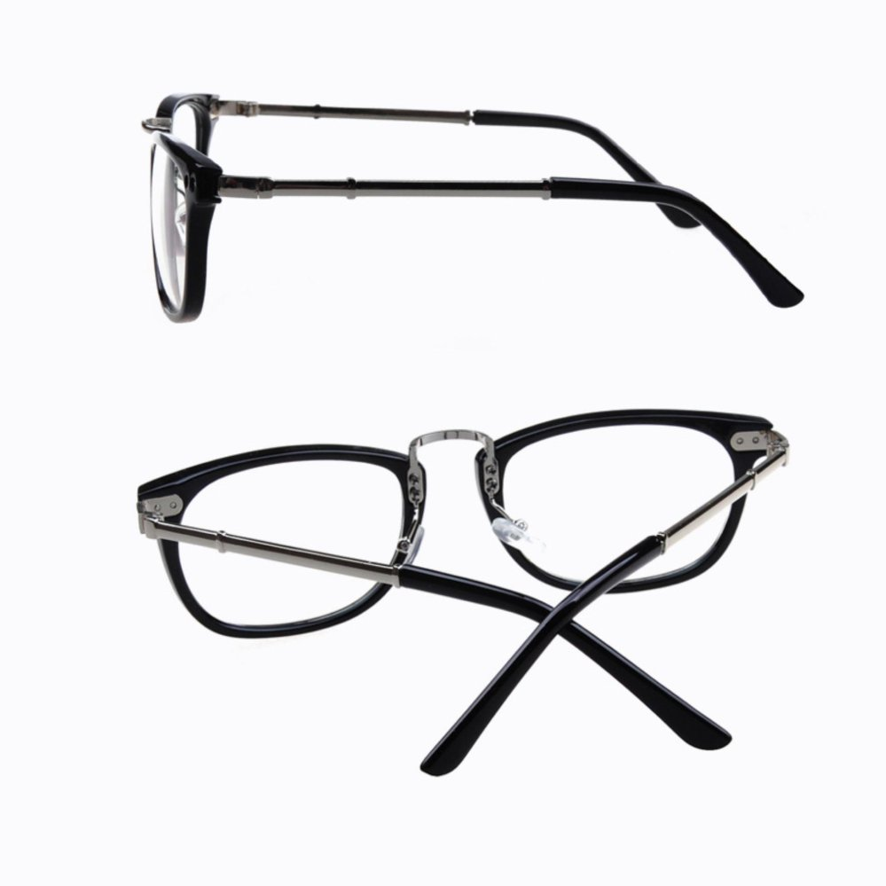 Oulaiou Fashion Accessories Anti-fatigue Trendy Eyewear ReadingGlasses OJ761 - intl .