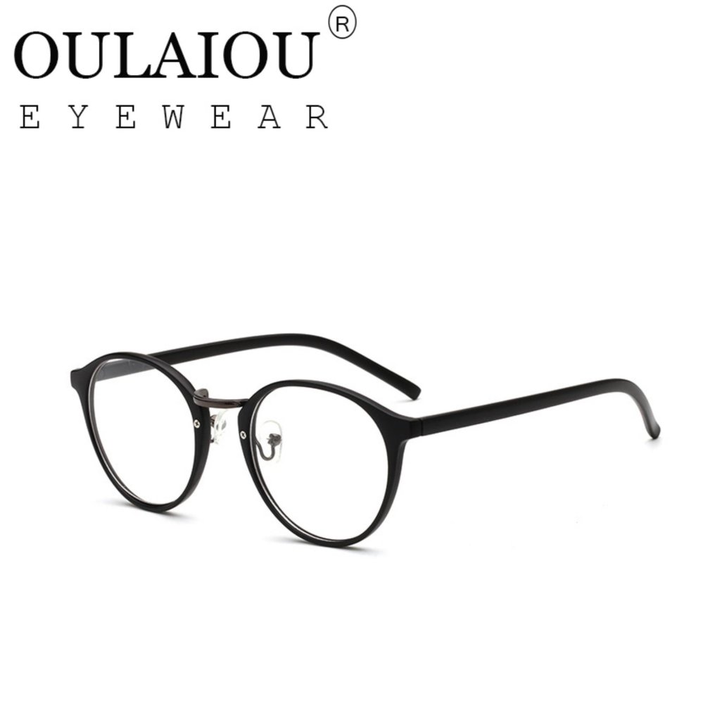 ... Oulaiou Fashion Accessories Anti-fatigue Trendy Eyewear ReadingGlasses OJB-066 - intl ...