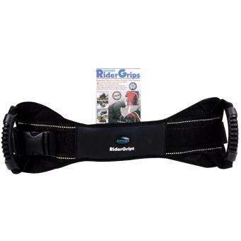 Oxford OF589 Rider Grip Pillon Grab Handle (Black)