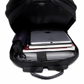 OZUKO 15.6-inch Laptop Backpack Large Capacity Business BackpackAnti-theft Travel Bag Casual School Bag - intl - 4
