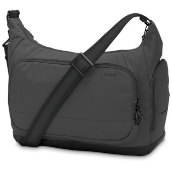 Pacsafe Citysafe LS200 Anti-Theft Handbag (Black)
