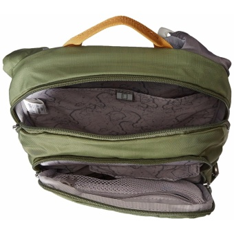 Pacsafe Venturesafe 100 GII Anti-Theft Hip Pack (Olive Khaki) - 2