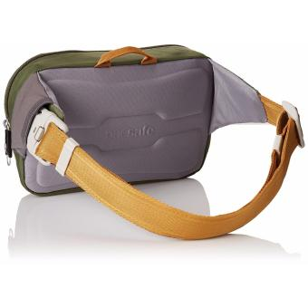 Pacsafe Venturesafe 100 GII Anti-Theft Hip Pack (Olive Khaki) - 3