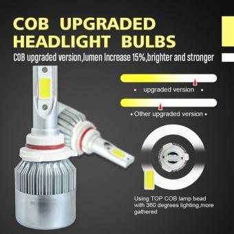 PAlight C9 Car LED Light Headlight For H1 H4 H7 H11 9005 9006 110W 20000LM Vehicle Auto Bulb Kit(9005) - intl - 3