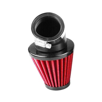 PAlight Motorcycle Mushroom Head Air Intake Filter Cleaner(size:48mm) - intl