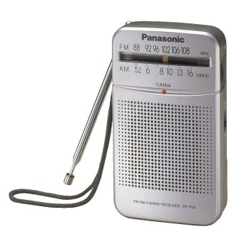 Panasonic RF-P50 AM/FM Portable Pocket Radio