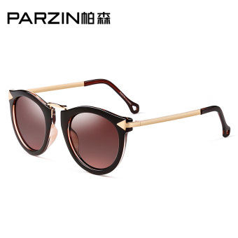 PARZIN Shishang female women's driving sunglasses SUN glasses