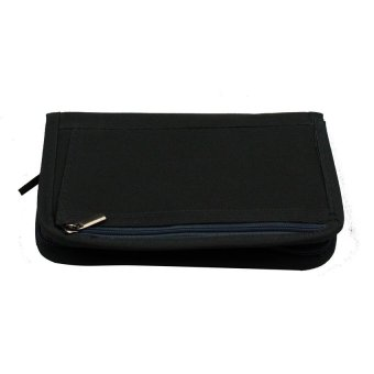 Passport Holder (Black)