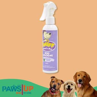 Paws UP SNIFF Dog Pet Cologne Deodorizer Lavender scent 200ml