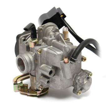 PD19J Carb Gy6 60cc Carburetor Moped 19mm fit 50 49 Scooter Motorcycle Taotao