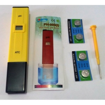 Pen Type pH Meter PH-009(I) Price Philippines