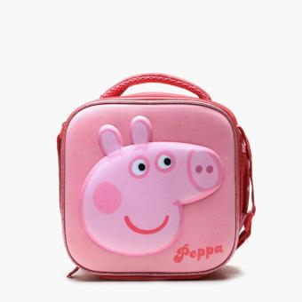 Peppa Pig 3D Insulated Lunch Box Price Philippines