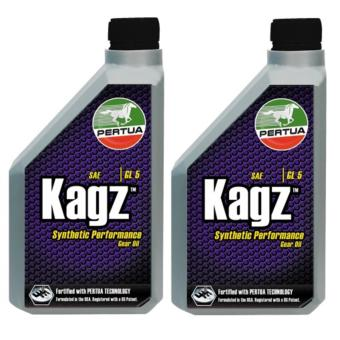 Pertua GL-5 Kagz Gear Oil 1L (Bundle of 2)